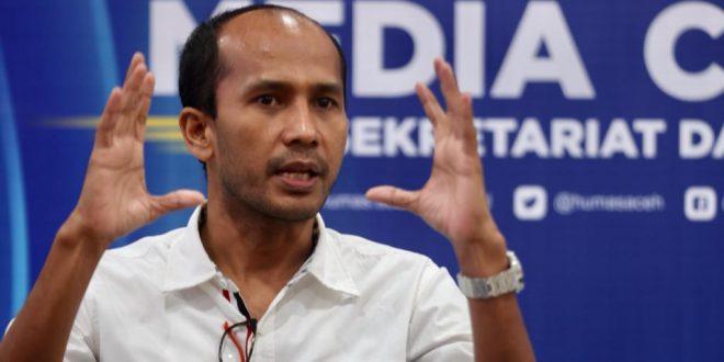 Dokter Sarankan Gubernur Aceh Tetap Isolasi Mandiri